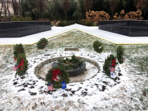 Wreath Laying December 2016